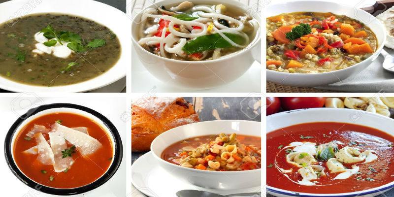 рецепты супов на каждый день с фото без мяса