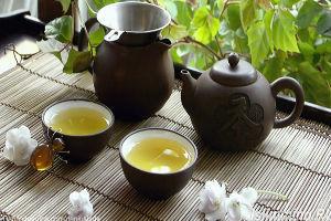 Напитки. Рецепты чая со всего мира