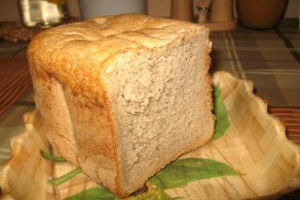 Хлеб по старинному рецепту