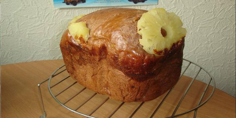 Рецепт белого хлеба в духовке в домашних условиях