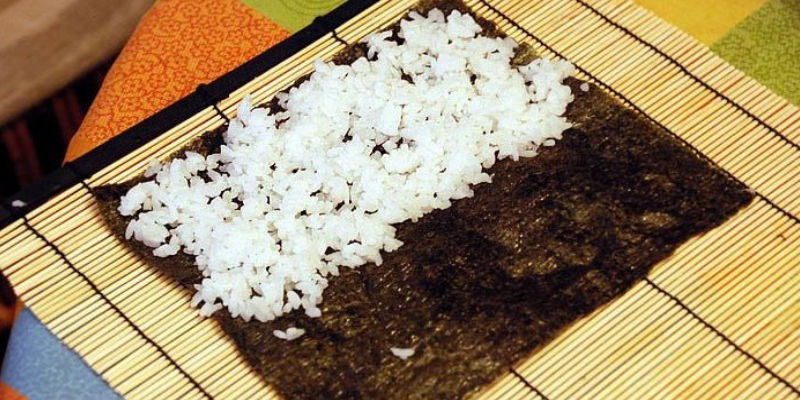 как варить рис