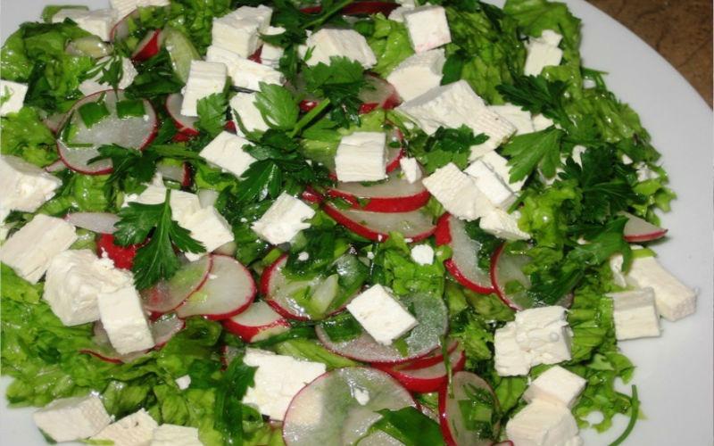 Дешевые салаты фото