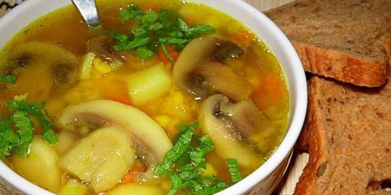 Рецепт гороховых супов