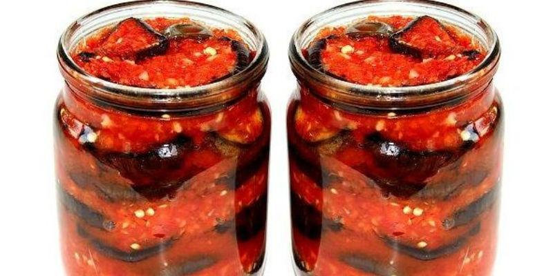 Заготовки на зиму рецепты с фото
