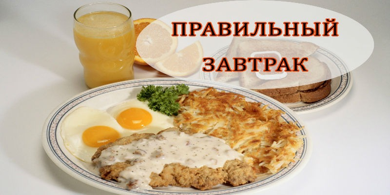 Рецепты на завтрак быстро и легко