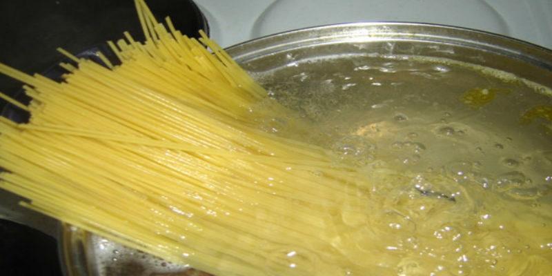 Как варить макароны