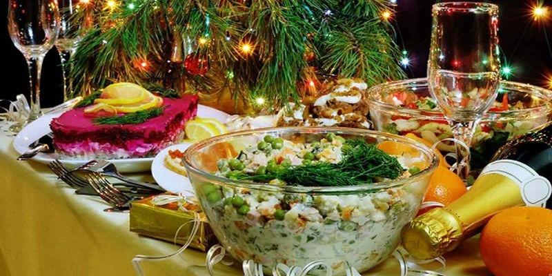 Новогодние блюда на новый год 2018 рецепты с фото