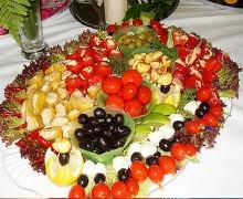 Салаты на день рождения. Простые и вкусные рецепты