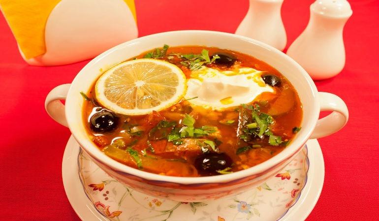 Простые и вкусные первые блюда, рецепты на каждый день с фото