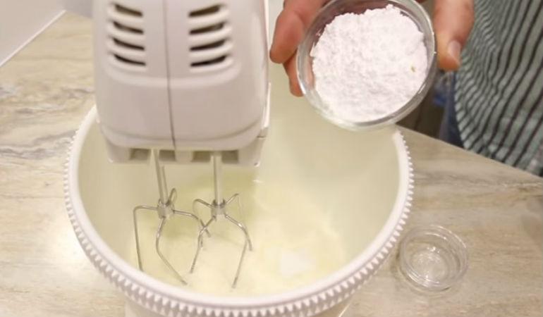 Пошаговый рецепт торт Павлова
