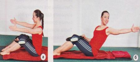 Упражнения для похудения