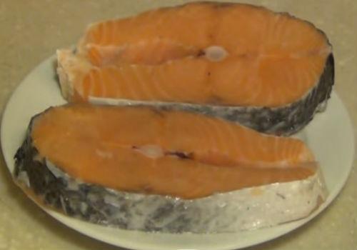 Горячие блюда из рыбы на новый год