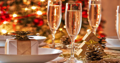 Меню на Новый Год 2018. Рецепты приготовления простых и быстрых напитков к новогоднему столу