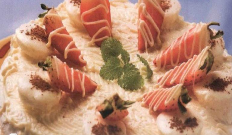 простые торты в домашних условиях рецепты с фото