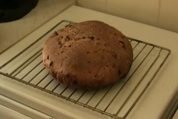 Как испечь хлеб на закваске