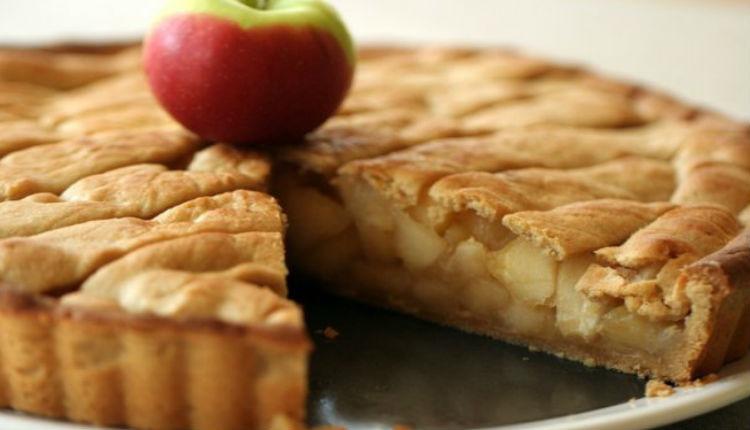 Пироги с яблоками в мультиварке рецепты 124