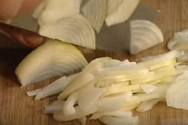 Щи из квашеной капусты