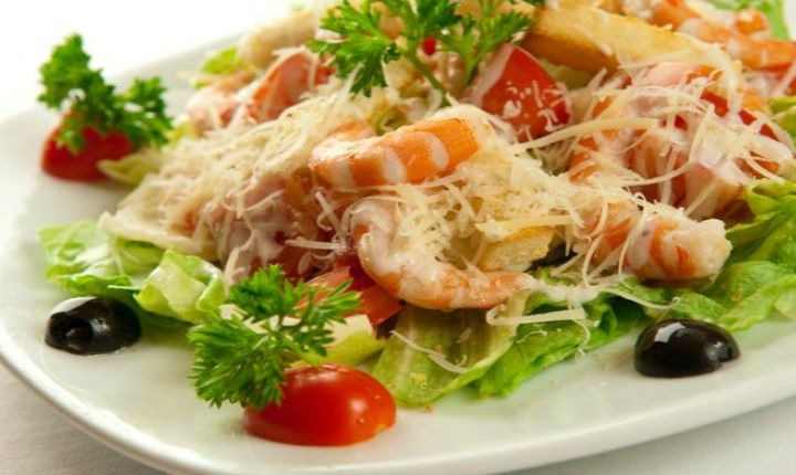 как правильно приготовить салат цезарь пошаговый рецепт