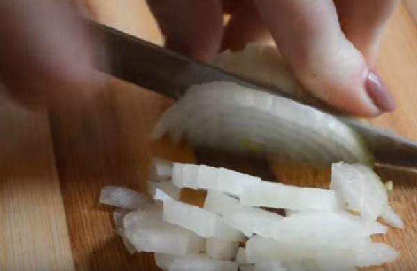 Как приготовить ленивые голубцы