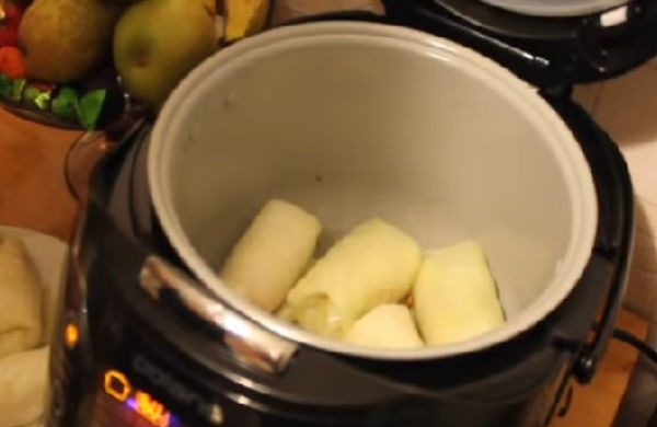 Вкус блюда, приготовленного в мультиварке, напоминает аромат томленого блюда в русской печи.