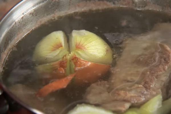 harcho1 2 - Классический рецепт как приготовить суп харчо в домашних условиях с фото