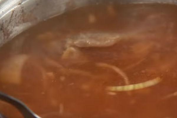 harcho1 7 - Классический рецепт как приготовить суп харчо в домашних условиях с фото