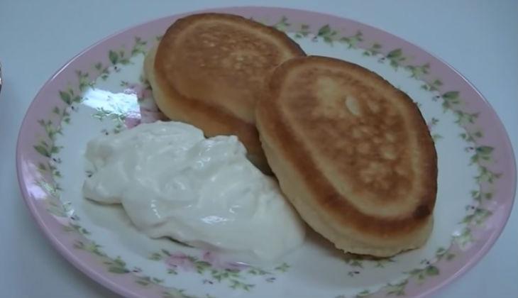 блины из кабачков рецепт с фото пошагово на сковороде пышные