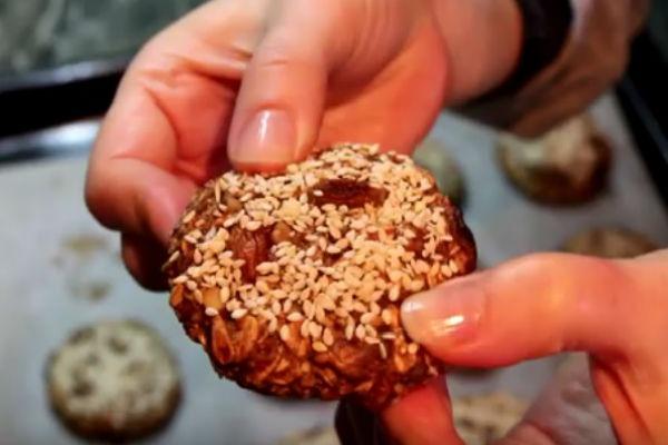 Овсяное печенье диетическое