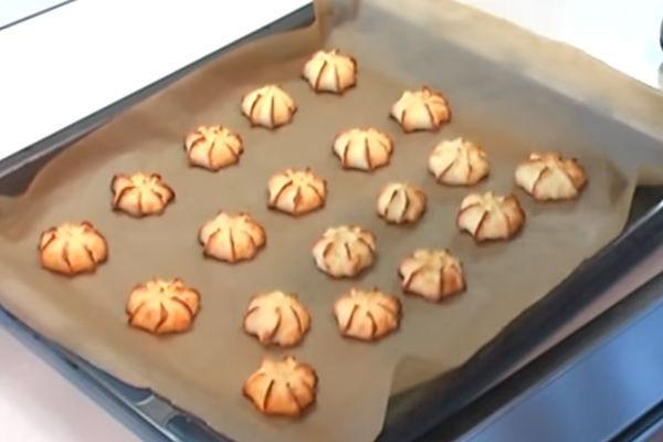 Печенье с творогом рецепт очень вкусное в домашних условиях