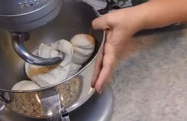 Заварное тесто для пельменей