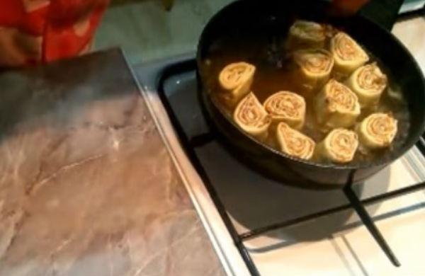 Lazy dumplings