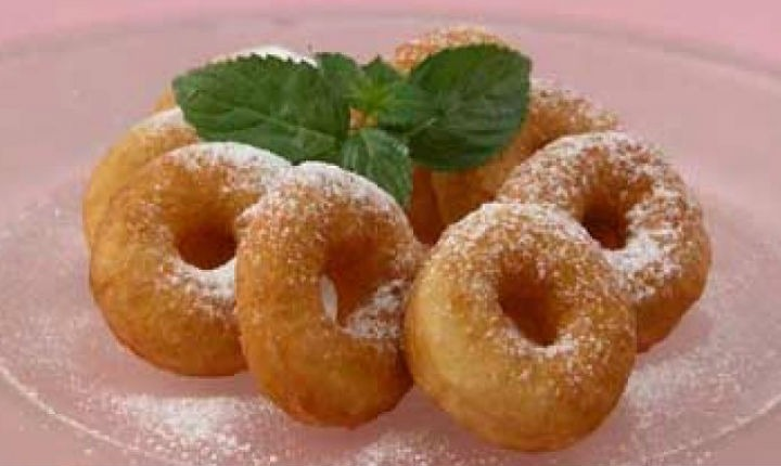 Как приготовить пончики в домашних условиях пошаговый рецепт с фото 🍎