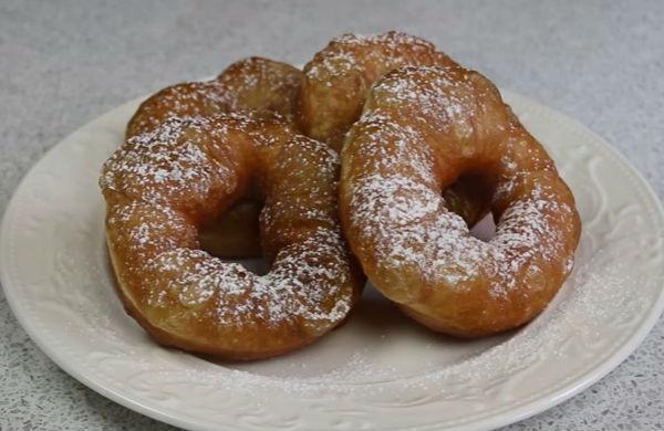 Как приготовить классические пончики