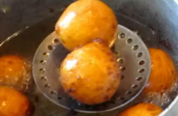 Как сделать пончики из творога