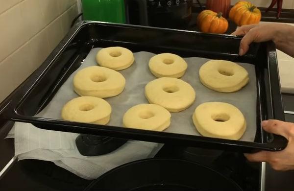 Пончики Донаты