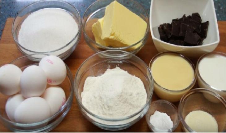 Торт «Птичье молоко» в домашних условиях рецепт с фото 26