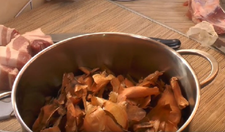 Как солить сало в рассоле