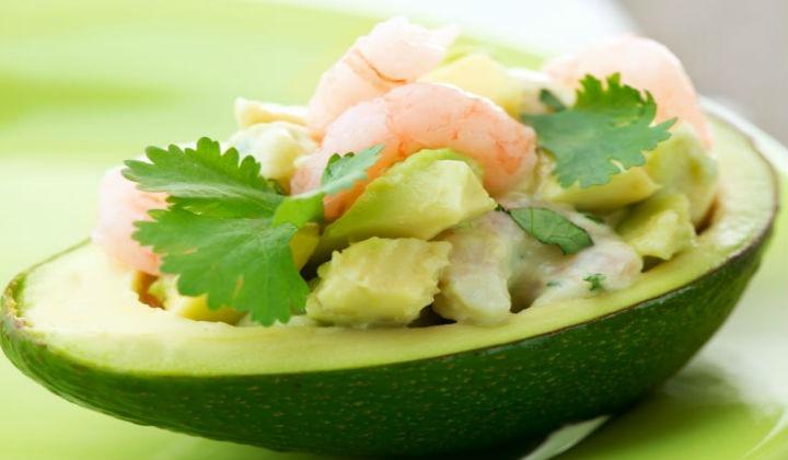 Авокадо салат