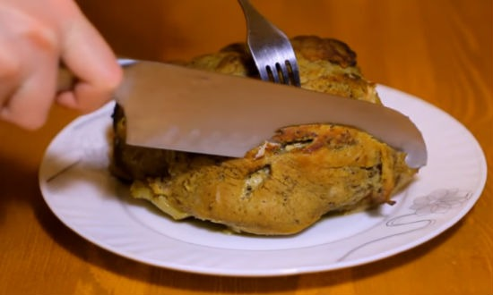 Domuz jambon