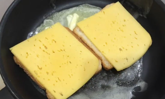 Бутерброд на скорую руку