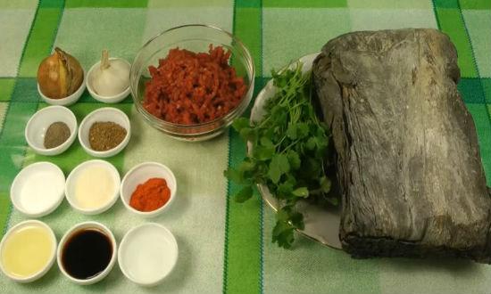 Салат из кальмаров по китайски изоражения