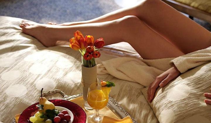 Завтрак в постель на 8 марта