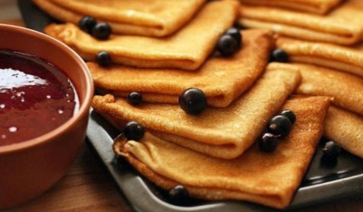 Пошаговые фото рецепты блинов