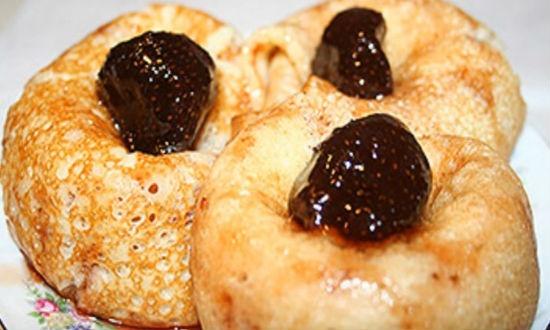 Тонкие с дырочками блины на кефире – 10 рецептов вкусных блинчиков с фото, Лучшее для вас