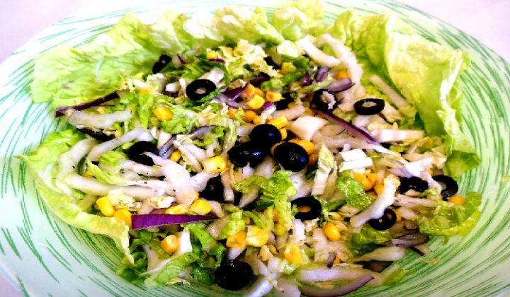 Вкусный салат рецепт с фото в домашних условиях 206