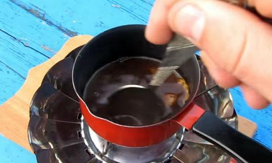 Глинтвейн шоколадный