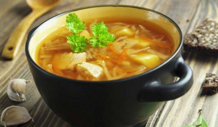 Рецепт щи из капусты