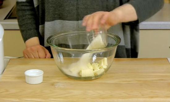 Торт Зебра рецепт на кефире