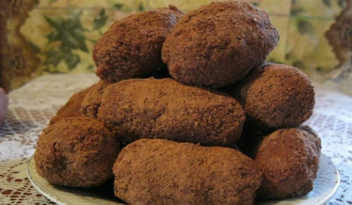 Пирожное Картошка классический рецепт пирожного Картошка в домашних условиях