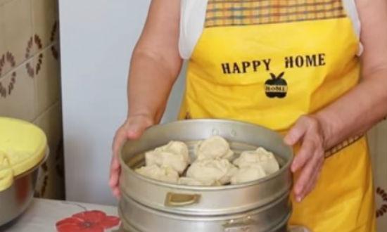 Манты с картошкой рецепт